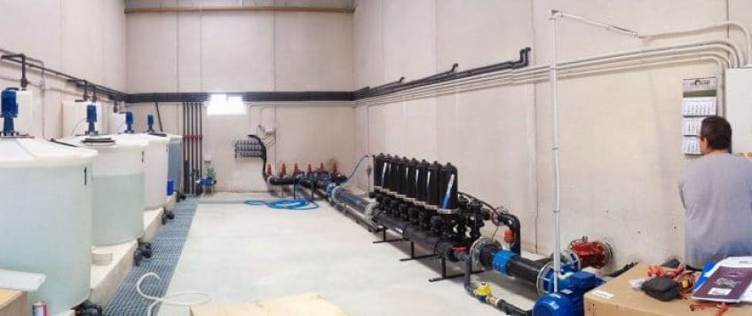 Cabezal de riego automático: montaje paso a paso